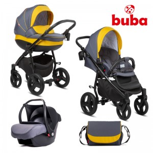 bebeshka-kolichka-3v1-buba-bella-716-pewter-yellow