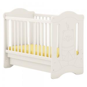 Бебешко легло с подвижна решетка